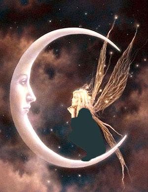 نخ و نقشه تابلوفرش دختر ماه