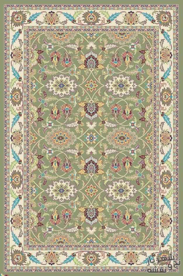 نخ و نقشه فرش زسرپایی قالیچه کد r-5642